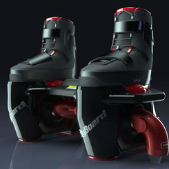 flyboard, boots